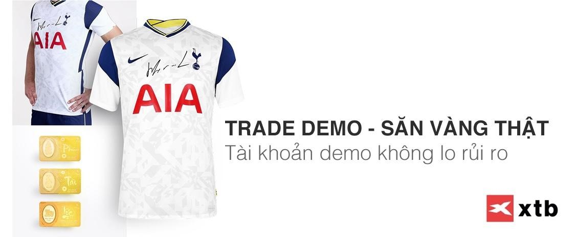 trade demo, săn vàng thật